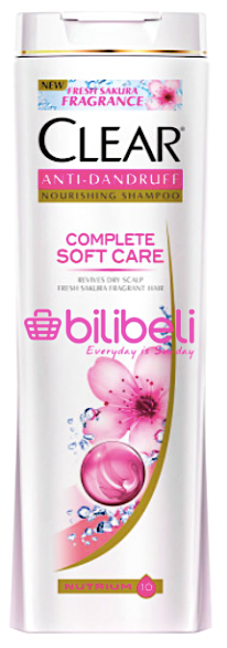 Clear Complete Soft Care Shampoo 200 ml