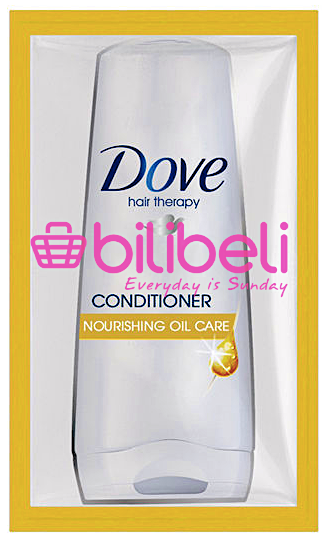 Dove Nourishing Oil Care Conditioner Sachet