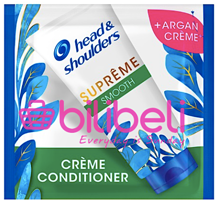 Head & Shoulders Supreme Smooth Creme Conditioner Sachet