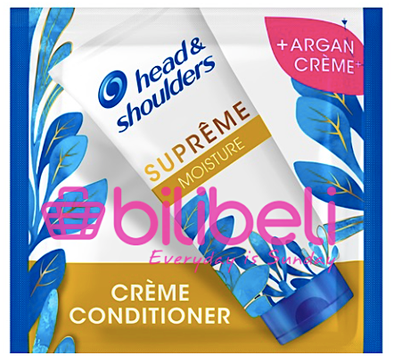 Head & Shoulders Supreme Moisture Creme Conditioner Sachet