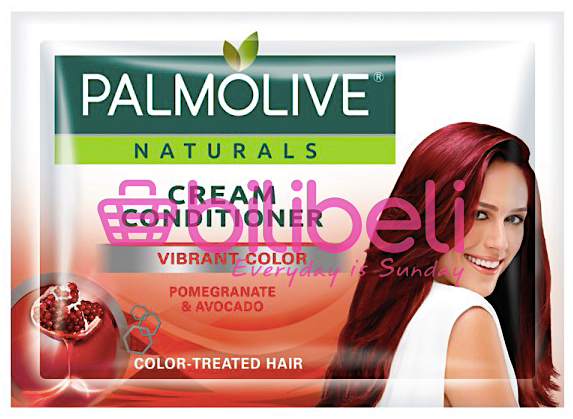 Palmolive Naturals Vibrant Color Conditioner Sachet