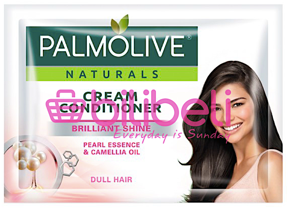 Palmolive Naturals Brilliant Shine Conditioner Sachet
