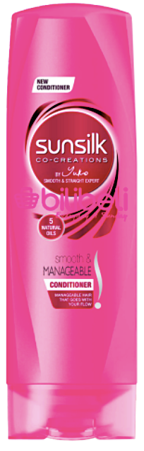 Sunsilk Smooth & Manageable Conditioner 180 ml