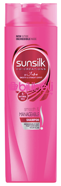 Sunsilk Smooth & Manageable Shampoo 180 ml
