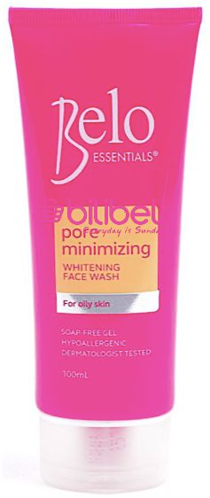 Belo Essentials Pore Minimizing Facial Wash 100ml