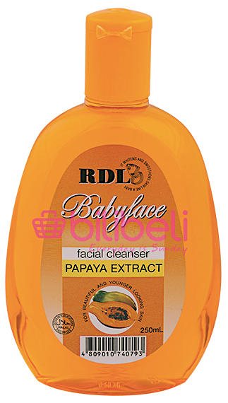RDL Facial Cleanser with Papaya Extract 150 ml