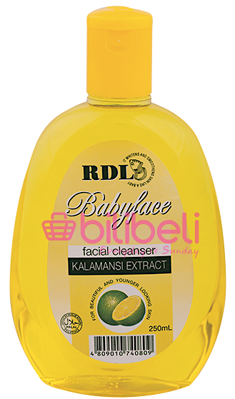 (BUY 1 TAKE 1) RDL Facial Cleanser with Kalamansi Extract 150 ml