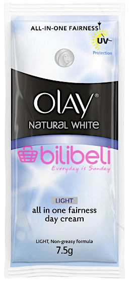 Olay Natural White Cream Day UV 7.5g