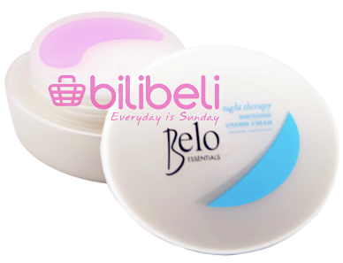 Belo Essentials Night Therapy Cream 50g