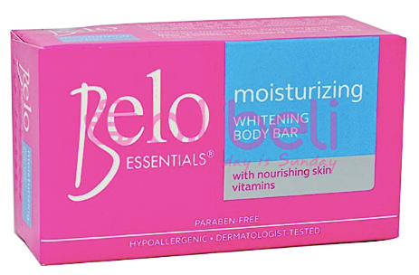 Belo Essentials Moisturizing Whitening 135g