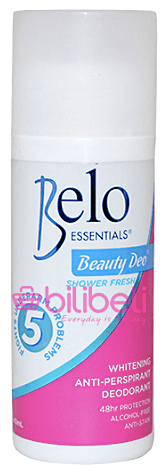 Belo Essentials Anti-Perspirant Shower Fresh Roll On 40 ml