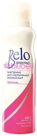 Belo Essentials Anti-Perspirant Original Scent Deo Spray 140 ml