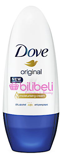 (BUY 1 TAKE 1) Dove Original Light & Smooth Antiperspirant Roll-on 40 ml