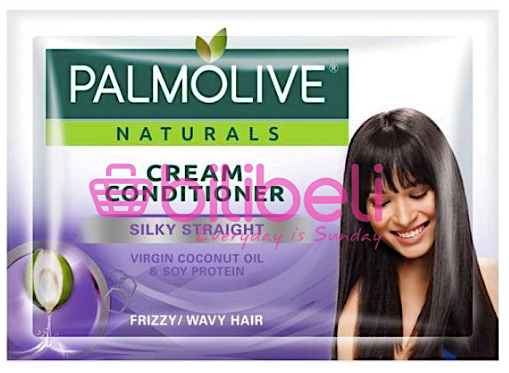 Palmolive Naturals Silky Straight Conditioner Sachet