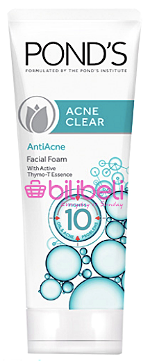 Pond's Acne Clear Facial Wash 100g