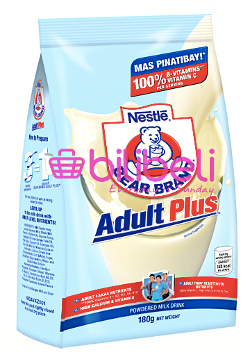 Bear Brand Adult Plus 180g