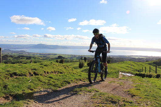 Climb The Caldera - Bike Rental and Entry