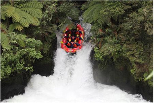 RIDE AND RAFT COMBO - Redwoods Half Day and Kaituna Rafting
