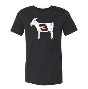 """GOAT 3"" Vintage Racing T-shirt"