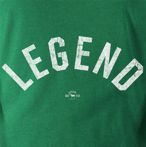 "Image of ""Legend"" Green Vintage T-shirt"