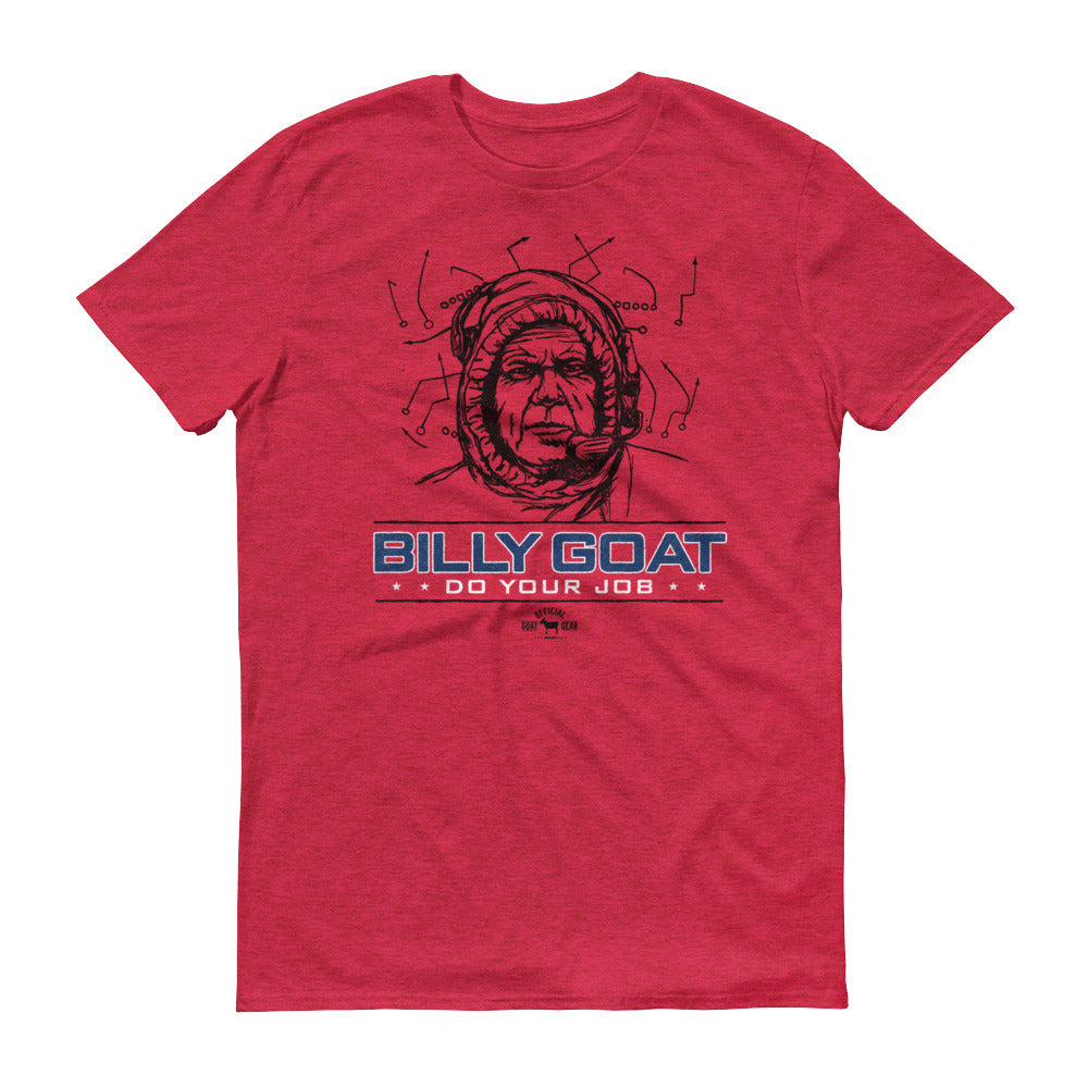 """Billy Goat"" Heather T-Shirt"