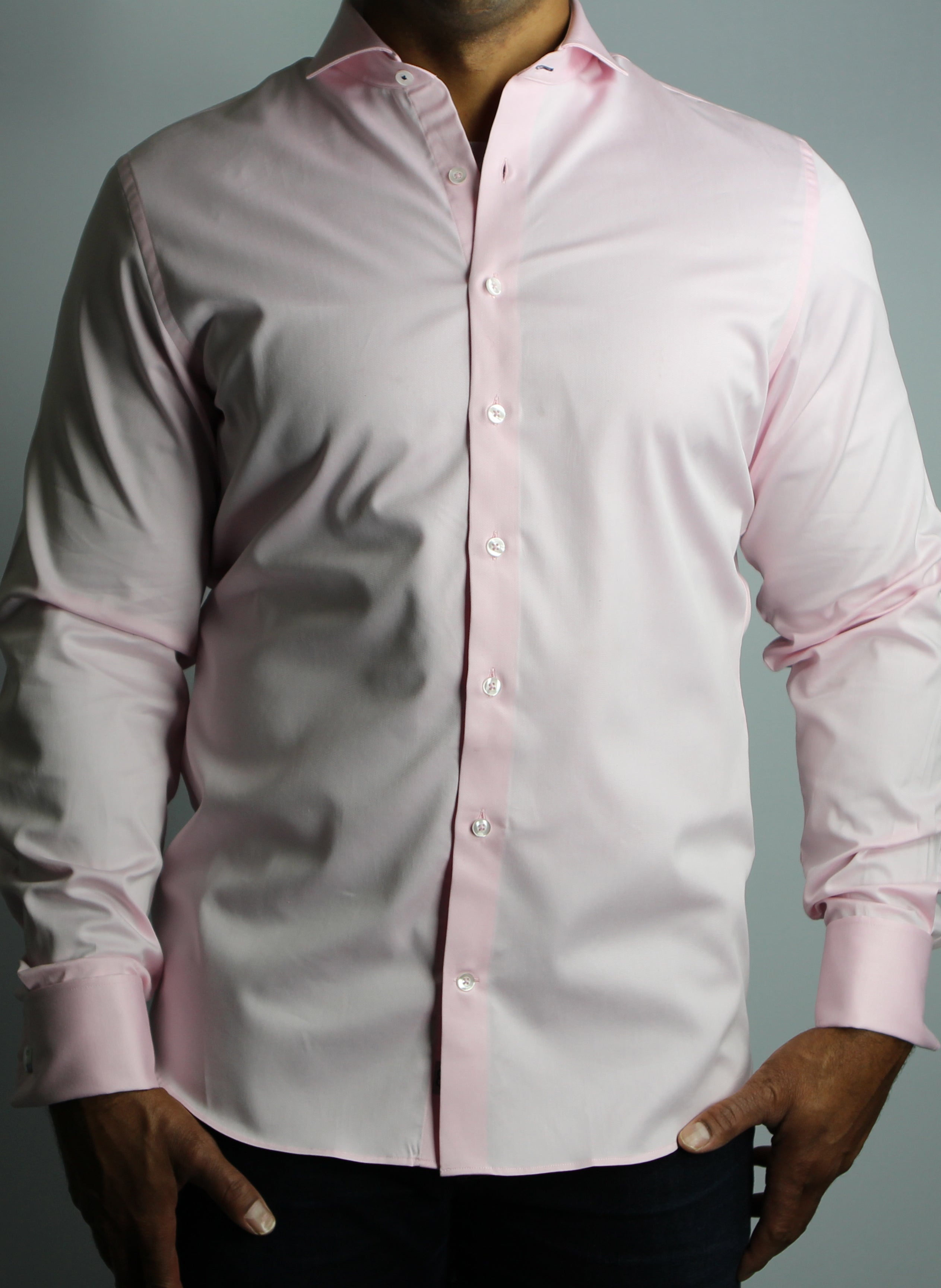 Pale Pink Twill