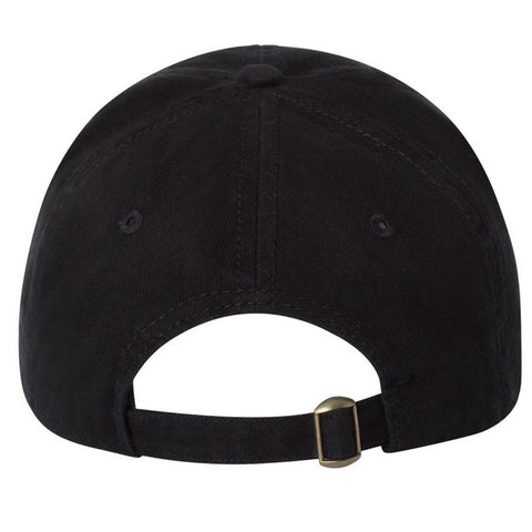 Snake Pit Adjustable Hat - Black