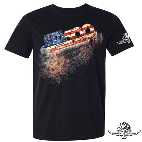 Official Miller Lite Carb Day T-Shirt - Indy 500 Snake Pit