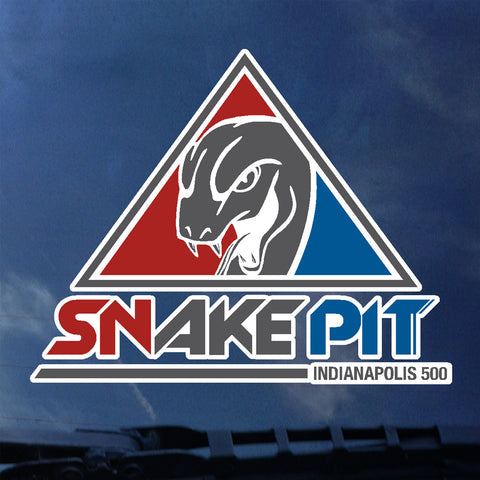 Snake Pit Car / Window Decal