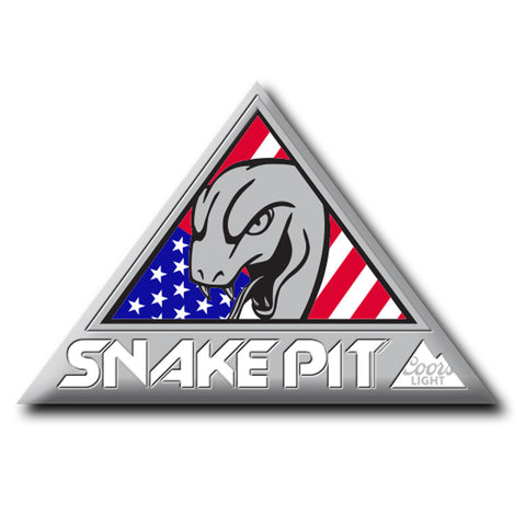 Snake Pit Collectors Lapel Pin