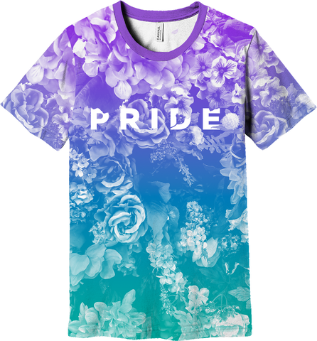 Pride in the Park Sublimation T