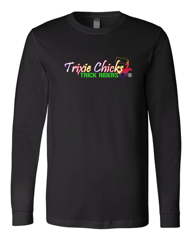 THG Long Sleeve Jersey Tee Trixie Chicks