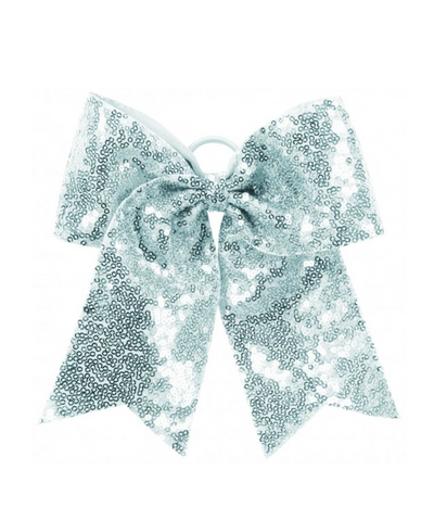 CSA Sequin Hair Bow