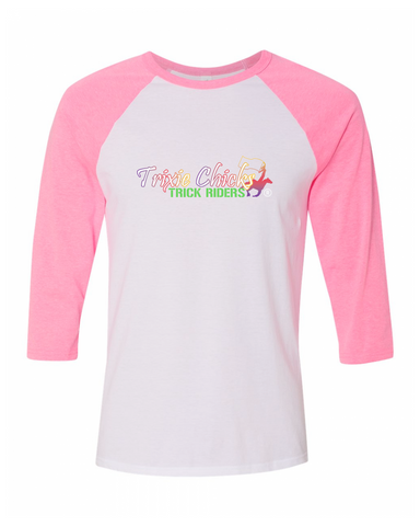 THG Raglan T-shirt Trixie Chicks