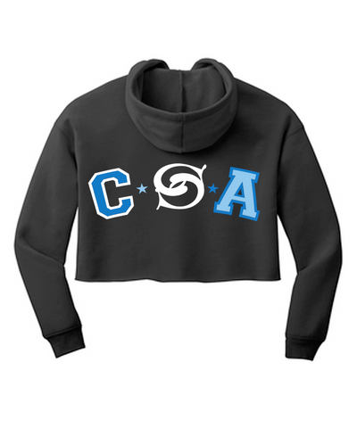 CSA Cheer Life Cropped Hoodie