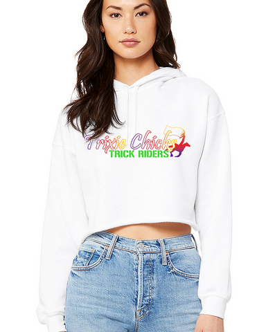 THG Cropped Hoodie Trixie Chicks