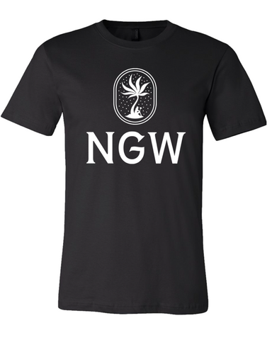 Natures Grace & Wellness NGW & Cannapalm Tshirt