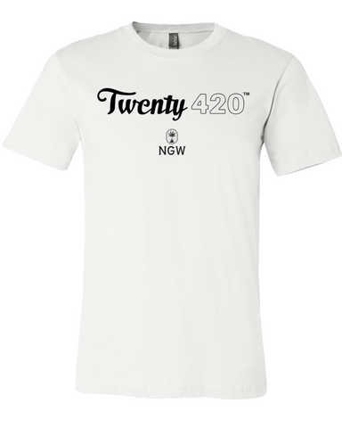 Natures Grace & Wellness Twenty420 T-Shirt