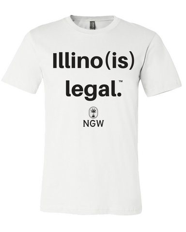 Natures Grace & Wellness IL is Legal Tshirt