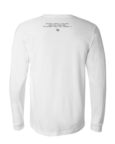 Natures Grace & Wellness Script & Cannapalm Long Sleeve