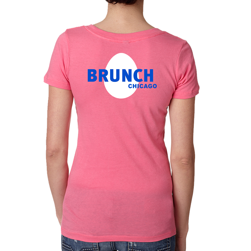 brunch-v-neck-tee-neon-pink_image