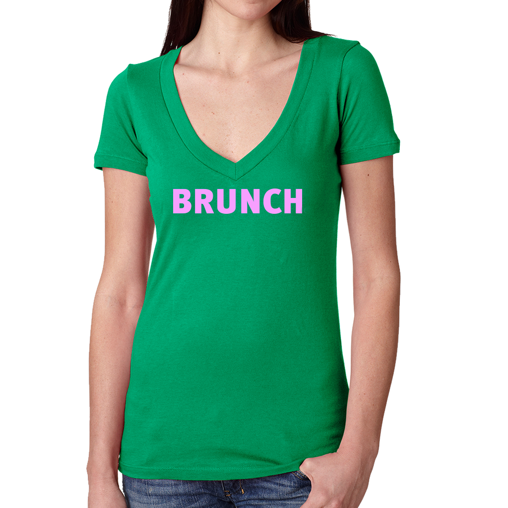 brunch-v-neck-tee-kelly-green_image