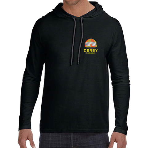 Derby Sweatshirt- Black