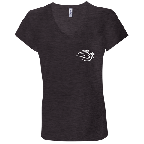 Nature's Grace & Wellness Dove V-Neck