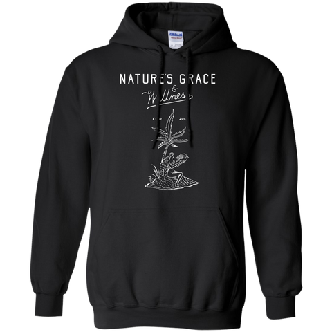Nature's Grace & Wellness Island Hoodie