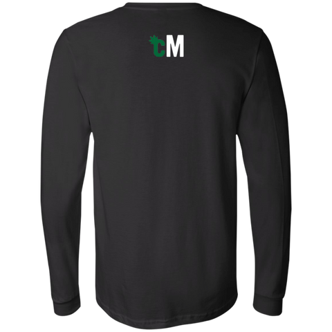 CannabisMATTERS Logo Long-sleeve