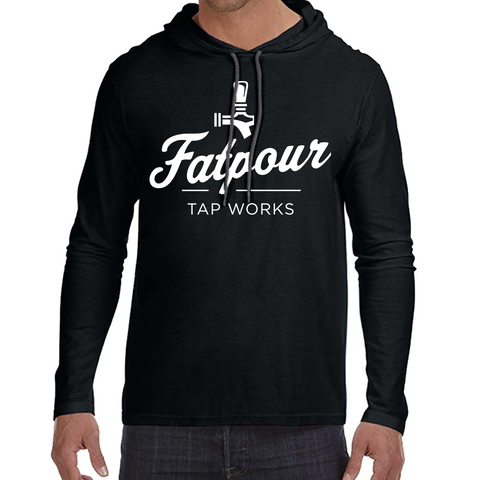 Fatpour Sweatshirt-Black