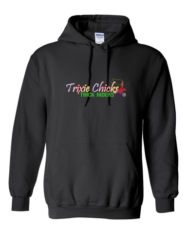THG Heavy Blend Hoodie Trixie Chicks
