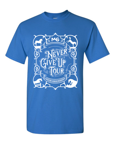 THG Never Give Up T-Shirt