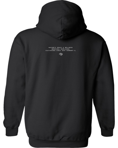 Natures Grace & Wellness IL is Legal Hoodie